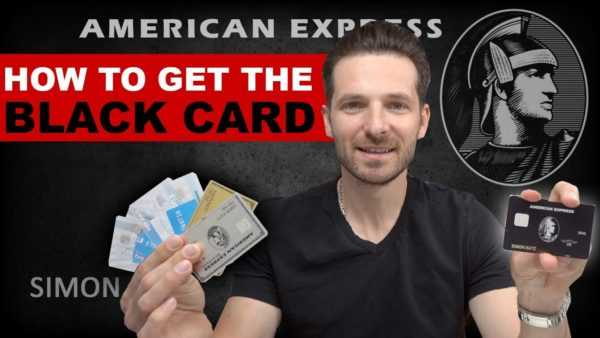 How To Get The American Express Centurion Credit Card | Amex Black Card