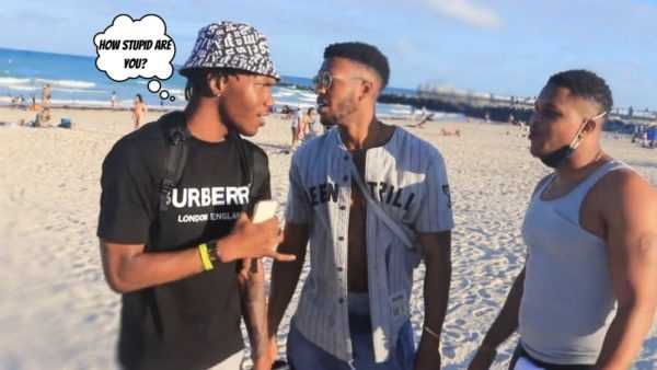 WE HAD ALMOST TOOK THEIR BLACK CARD….😳| HOW BLACK ARE YOU?| PUBLIC INTERVIEW FT CONCEITED